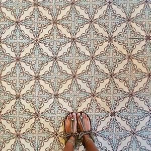 carrelage motif ancien gallery of carreaux anciens With carreaux de faience anciens