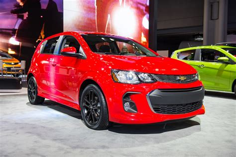 2017 Chevy Sonic Info Pictures Specs Mpg Wiki Gm