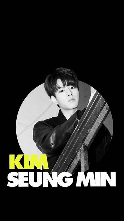 Stray Seungmin Kim Lockscreen Wallpapers Jyp Minho