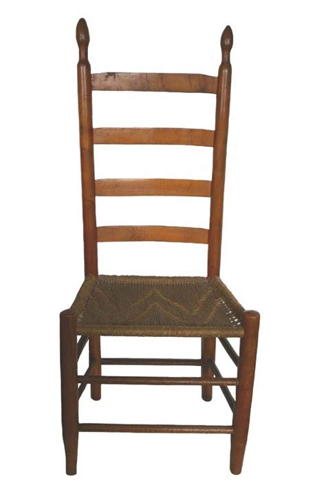 kentucky ladder  chair sheridan loyd antiques