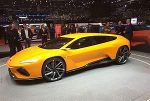Salon De L Auto Toulouse 2016 : salon de gen ve 2017 italdesign lance une marque automobile photo 2 l 39 argus ~ Medecine-chirurgie-esthetiques.com Avis de Voitures