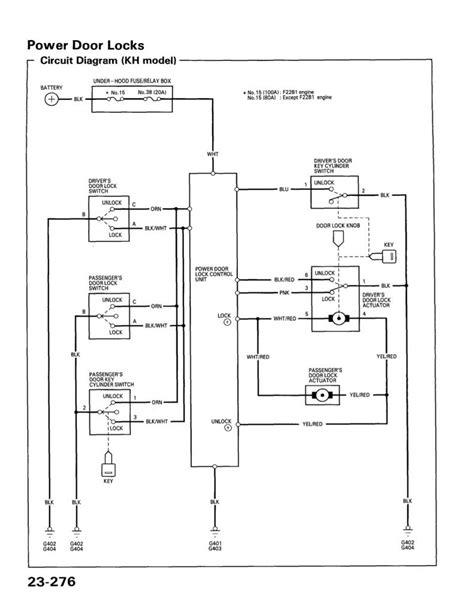 Honda Accord Door Lock Wiring Diagram car alarm door locks honda accord forum honda accord