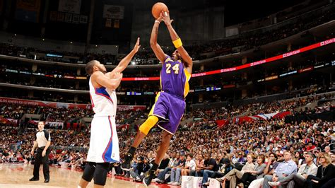 kobe bryant lakers  clippers espn