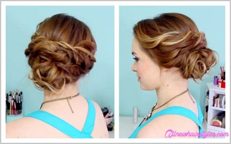 easy do it yourself prom hairstyles allnewhairstyles com