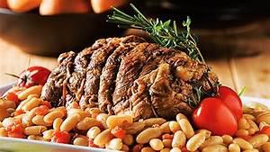 Idee Repas De Paques : gigot d 39 agneau au romarin pour mijoteuse recettes de cuisine trucs et conseils canal vie ~ Melissatoandfro.com Idées de Décoration