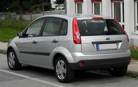 File:Ford Fiesta (VI, Facelift) – Heckansicht, 17. Juni ...