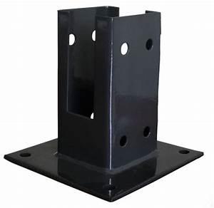 Support Poteau Brico Depot : platine de fixation pour poteau bois la platine brico d p t ~ Melissatoandfro.com Idées de Décoration