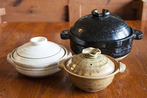 donabe japanese pot cooking rice jp japan nabe food cooks hardy swear cooked unconventional guide