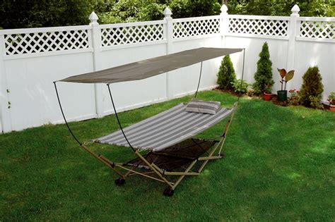 hammock with stand and canopy bliss hammocks portable hammock with stand and canopy
