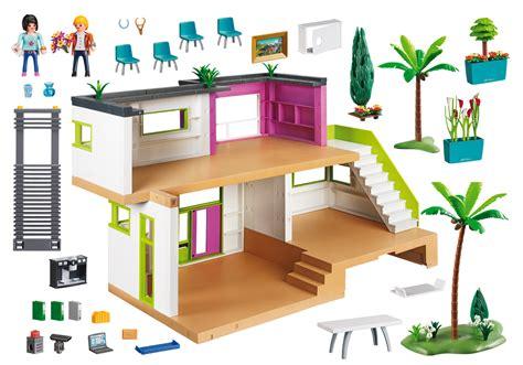 playmobil cuisine moderne modern luxury mansion 5574 playmobil united kingdom
