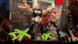 Triple H Dx Wwe Elite Series 23 Action Figure Review