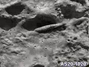 Top 10 Evidences Of The Aliens On The Moon Proof | Proof ...