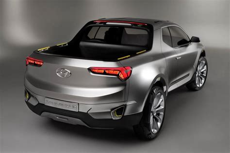 Have you ever considered the current range of pickups to be too small? 2015 NAIAS: Hyundai Santa Cruz Concept