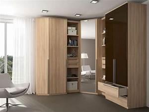 Placard D Angle : armoire dressing angle ~ Teatrodelosmanantiales.com Idées de Décoration