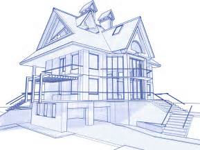 House Building Blueprints by Gallery 171 Gestion Redwood