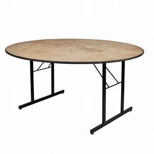Table Ronde 8 Personnes : table ronde 10 personnes 170m 183m carcat location ~ Teatrodelosmanantiales.com Idées de Décoration