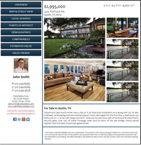 Craigslist Real Estate Template by Websitebox Introduces Craigslist Web App For Realtors
