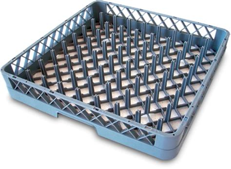 dishwasher rack basket  plates inox rvs  food industry