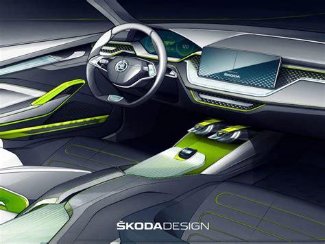 Skoda Vision X Ibrida A Metano  Salone Di Ginevra 2018