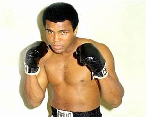 History of America: American former boxer and three-time ...