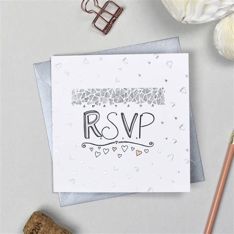 The university of arkansas procurement card (pcard) program has been established to provide an expeditious way to. 'r.S.V.P' Card By Fay's Studio   notonthehighstreet.com