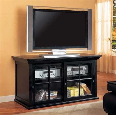 black tv stand tv stands