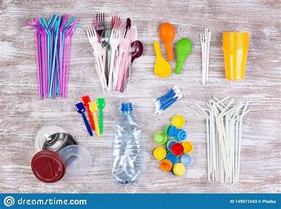 Plastic Objects Use Single Pollution Especially Cause