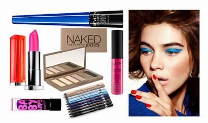 Bold Makeup Adding Pull Colour Colours