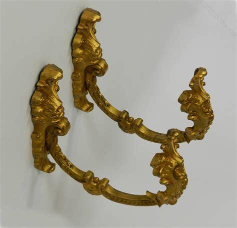 antiques atlas gilt bronze antique curtain tie backs