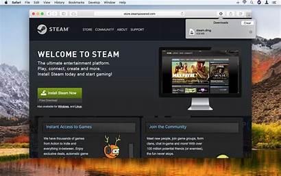 Steam Mac Install Downloads Dmg Windows Open