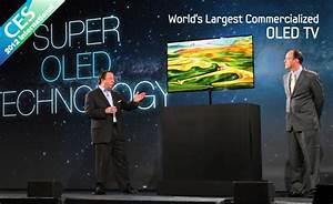 [CES 2012] World's Largest Commercialized OLED TV ...