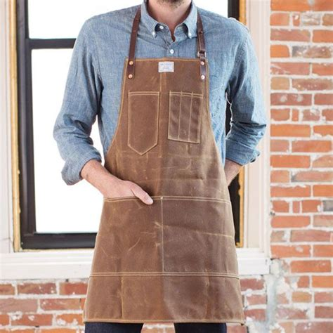 fathers day gifts leather apron  artifactbags