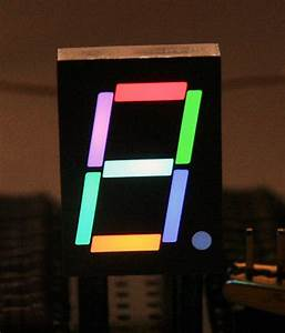 Learn How To Use 7-segment Led Display Using Arduino