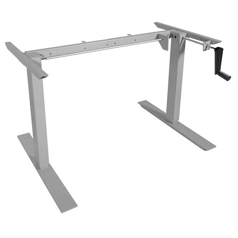 hand crank adjustable desk titan manual hand crank adjustable sit stand standing desk
