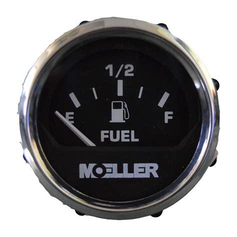 Boat Fuel Gauges by Moeller Electronic Fuel 12v West Marine