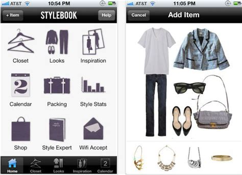 stylebook closet app android