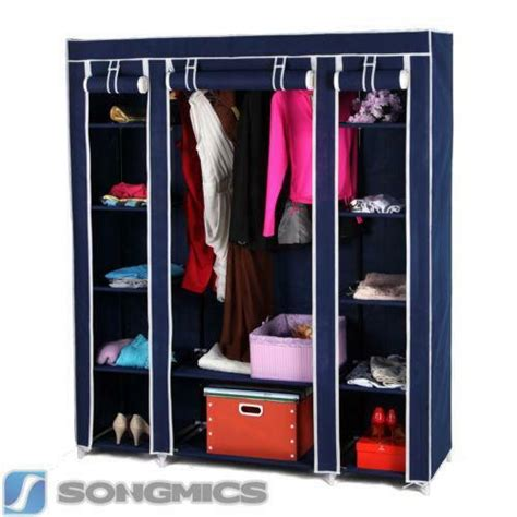 Single Wardrobe With Shelves Only by Wardrobe With Shelves Ebay
