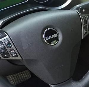 2100006  Saab Nevs 9-3 Airbag  Steering Wheel