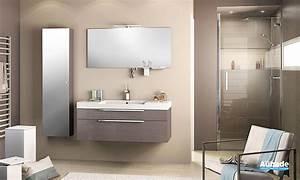 meubles de salle de bain inspiration nt120sa delpha With salle de bain roche bobois
