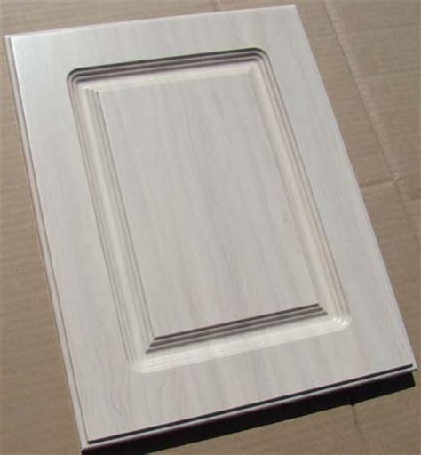 foil kitchen cabinet doors woodmont thermal foil kitchen cabinet doors eclectic ware 3501