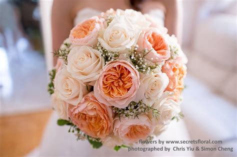 Bridal Bouquets Secrets Floral Collection Toronto