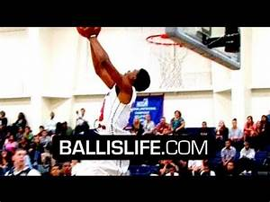 CRAZY Highlights 2012 Ballislife All American Game! Gabe ...