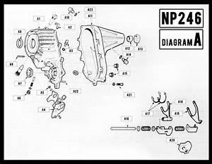 Np246 Transfer Case