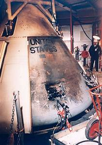 Apollo 1 Fire Bodies - Pics about space