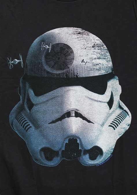 Kaos Wars Wars wars trooper mens t shirt