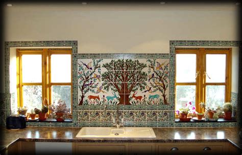 decorating ideas for bathrooms on a budget best decorative tiles for kitchen backsplash ideas all