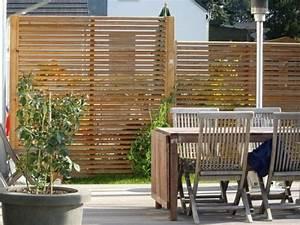 Garten Sichtschutz Holz : sichtschutz holz garten pinterest ein katalog unendlich vieler ideen nowaday garden ~ Whattoseeinmadrid.com Haus und Dekorationen
