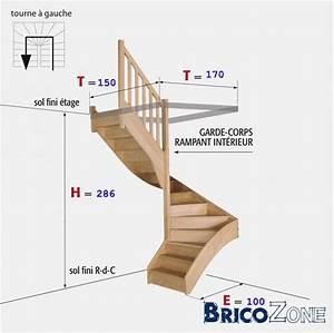 Escalier Double Quart Tournant Pas Cher : escalier 1 4 ou double quart tournant ~ Premium-room.com Idées de Décoration