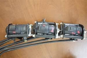 Evinrude Ficht Fuel Injector Set 5005195 5001156 2002
