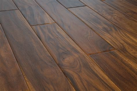 acacia flooring free sles mazama hardwood handscraped tropical collection acacia golden 4 7 8 quot random
